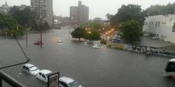 flood, Montevideo