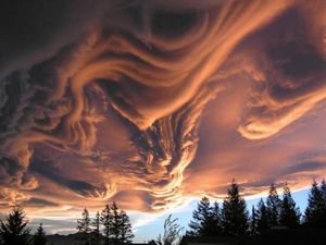 Clouds of Wrath