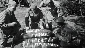 C'est la Russie qui nous a libéré du nazisme, fait historique occulté pour cause de propagande... 1050849064