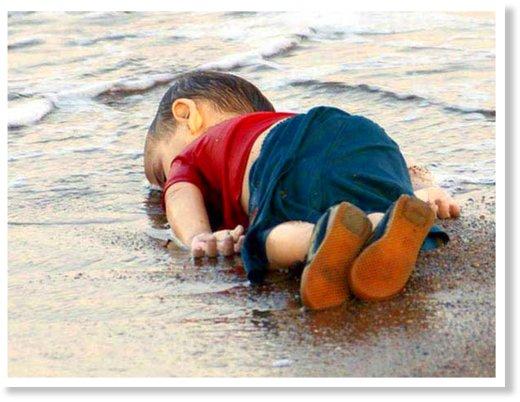 Migrants: Faire appel à l'émotionnel, est ce bien raisonnable? - Page 2 Aylan