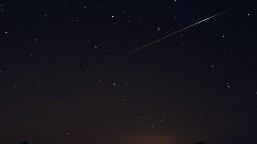 La m t orite du lundi un m t ore au dessus de l 39 cosse feu dans le c - Meteore et meteorite ...