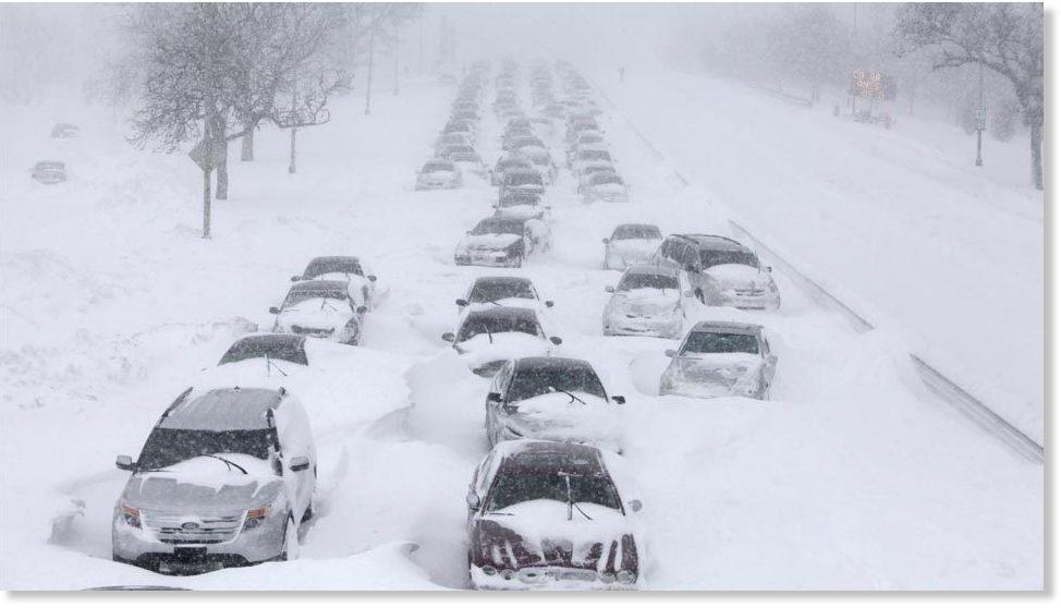 Kit voiture neige