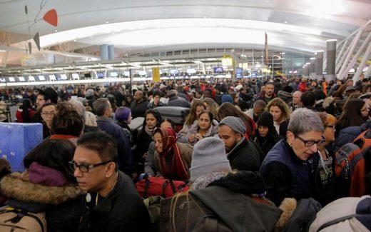 Airport John F. Kennedy, New York