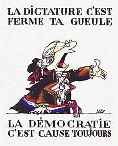 democratie​_dictature