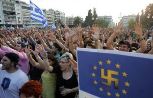 European Nazi Flag