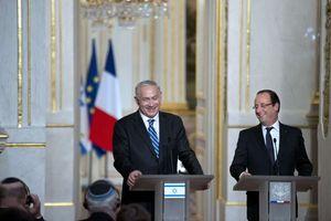 Nétanyahou & Hollande