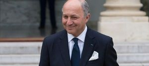 French Foreign Affairs Minister Laurent Fabius