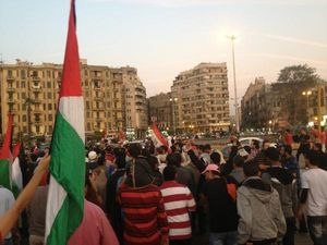 Manifestation for Gaza