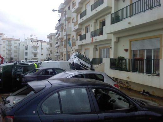 Portugal tornado effects