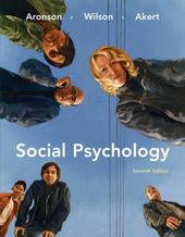 Cover book Timothy D.Wislon - Social Psychology