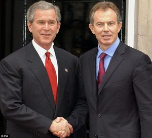 Bush & Blair
