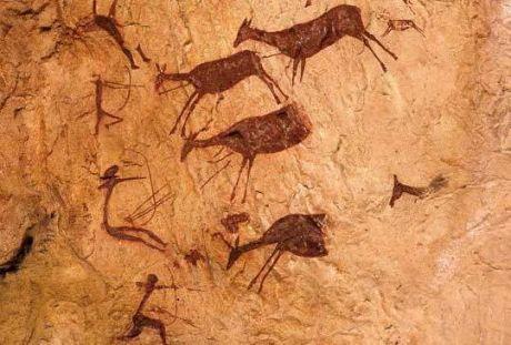 L 39 acoustique des grottes expliquerait l 39 emplacement des for Peinture resinance