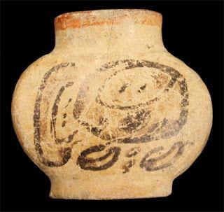 Pot à tabac Maya