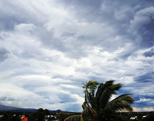 Freda cyclone La Réunion