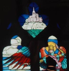 manuscrit Mont Saint Michel