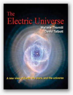 The Electric Universe cover book