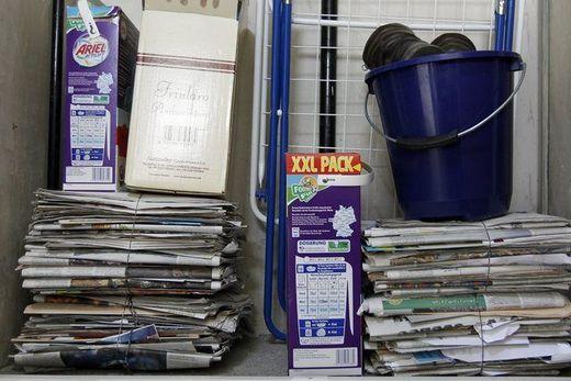 Papier, carton ,recyclage