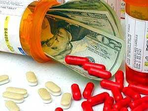 Big Pharma and money