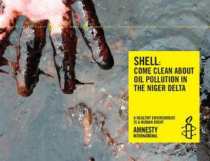 Shell pétrole