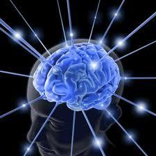 Ondes, Wifi, cerveau illustration