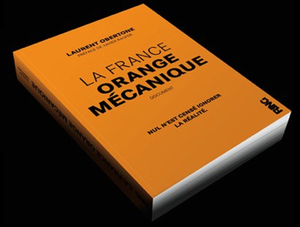 La France Orange Mécanique cover book