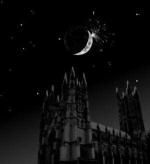 Evénement lunaire de 1178, par Peter Greco