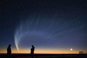 La comète Mc Naught (C/2006 P1)