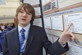 Jack Andraka, un Américain de 15 ans développe un test pour dépister le cancer du pancréas en 5 minutes