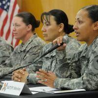 Femmes soldats américaines