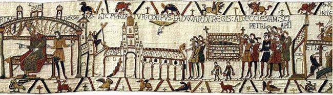 Le black out sur les origines de la tapisserie de bayeux histoire secr te - Tapisserie de bayeux animee ...