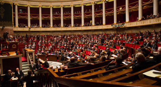 Assemblée Nationale, France