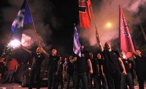 Pourquoi sont-ils entrés au parlement grec ?