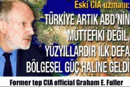 Graham E. Fuller, homme-clé de la CIA au Moyen-Orient