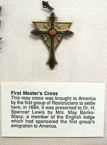 Franc-maçon - First Master Cross