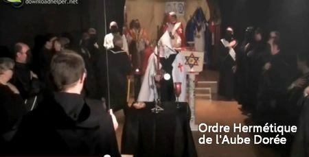 Ordre Hermétique de l'Aube Dorée
