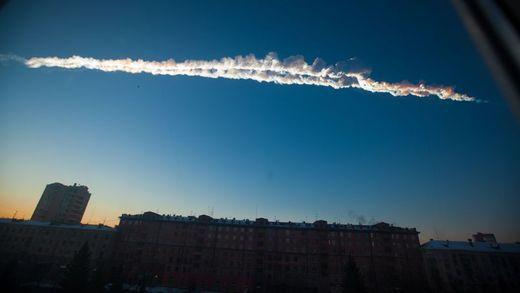 Les ondes de la météorite russe ont fait le tour du monde!.. PHO72dcb350_d2b9_11e2_bc36_6c8