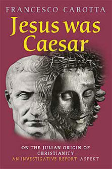 Jesus was Caesar Coverbook Carotta