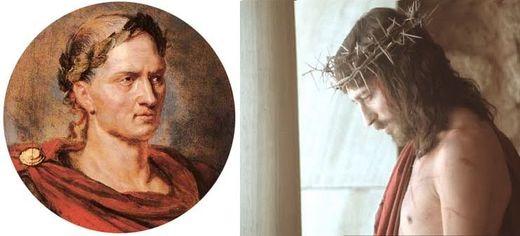 Jules César Jesus Christ