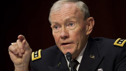 Président des chefs d'état-major général Martin Dempsey
