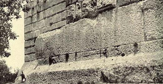 Megalithic Trilithon Baalbek