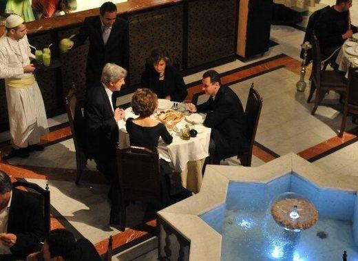Kerry, Bashar
