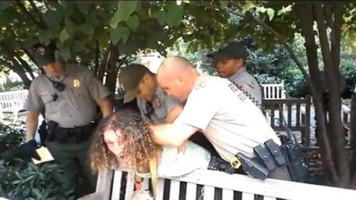 Arrestations arbitraires aux Etats-Unis