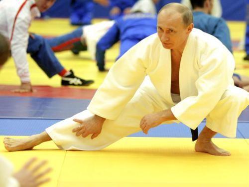 Poutine judo