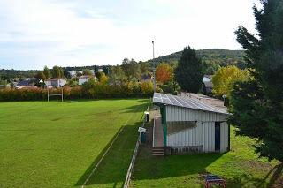 les gradins de rugby du stade Manzat transformés en centrale solaire