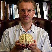 Adrian Raine, chercheur à l'université de Californie du Sud