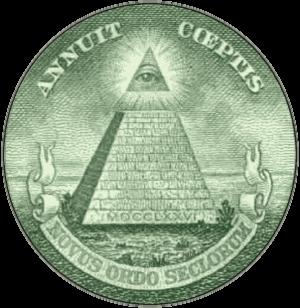Pyramide US dollar