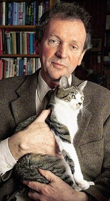 Rupert Sheldrake et son chat
