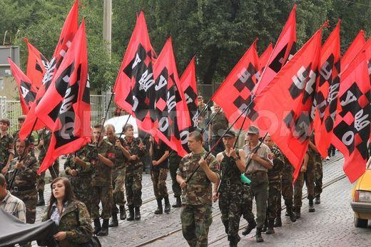 Défilé paramilitaire