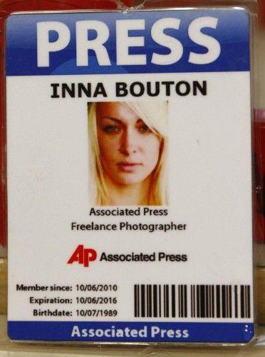 Femen Inna Bouton-Associated Press