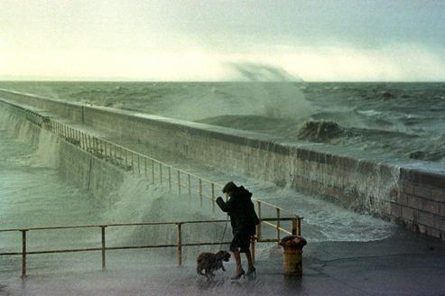 tempête côtes françaises